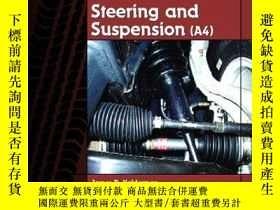 二手書博民逛書店Steering罕見And SuspensionY255562 Halderman, James D.  Mi