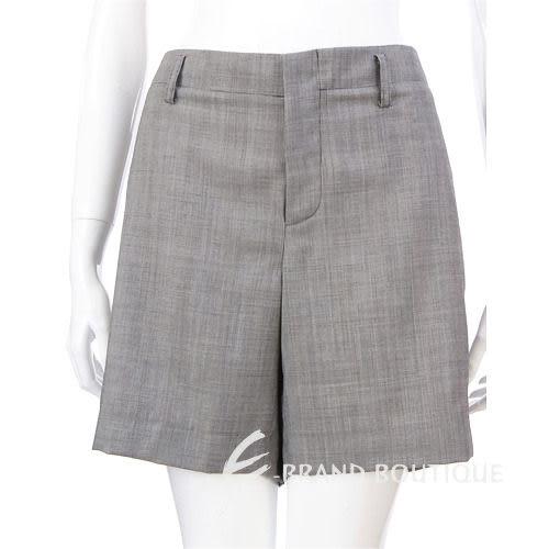 HACHE 灰色細格紋短褲  0790008-06