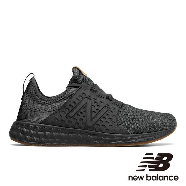 New Balance 運動跑鞋MCRUZOP男性黑色