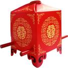 【周年慶買一送一】囍轎造型綜合糖果-(婚禮小物.結婚喜糖)【合迷雅好物超級商城】