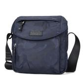 新款男士包包側背包運動小男包潮防水牛津布斜背包帆布背包斜背包 韓國時尚週