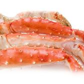 生凍鱈場蟹腳切盤400g±5%/盒【陸霸王】