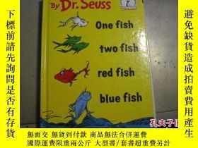 二手書博民逛書店One罕見Fish Two tish red fish red