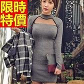 洋裝-夜店風魅力時尚俏麗韓版連身裙63ab34【巴黎精品】