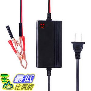 [8美國直購] 12V to 14.8V Automatic Lead Acid Battery Charger/Maintainer, 1.2A Trickle Charger for car, Truck, Boat