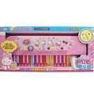 粉紅兔音樂琴 37鍵兒童電子琴玩具 PC21017(附電池)/一個入(促600) 電子琴玩具-生K3395