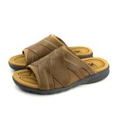 Yiu San 拖鞋 淺棕色 男鞋 17181472 no291