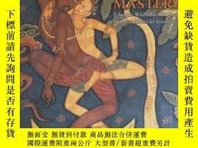 二手書博民逛書店Empowered罕見Masters: Tibetan Wall