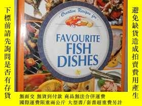 二手書博民逛書店CREATIVE罕見RECIPES FOR FAVOURITE