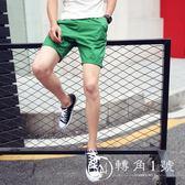 精神小伙短褲男沙灘3分褲超短男土社會修身三分半腿4分褲夏季潮流
