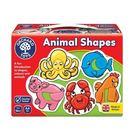 【英國Orchard Toys】桌遊-動物形狀