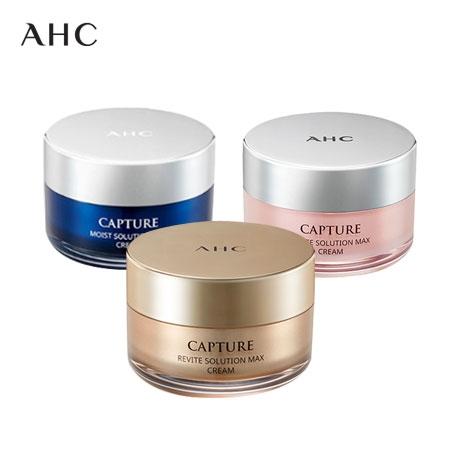 韓國 AHC 逆轉時空面霜 50ml 面霜 乳霜 保養 臉部 A.H.C