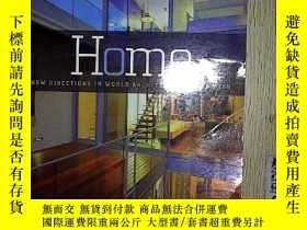 二手書博民逛書店Home罕見(New Directions In World A
