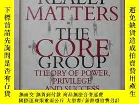 二手書博民逛書店英文原版罕見Who Really Matters by Art