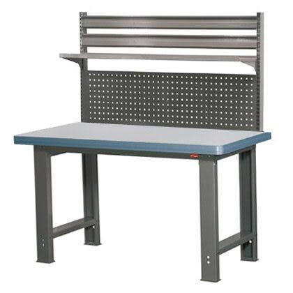 【nicegoods】耐磨工作桌套裝(寬1.5米)DIY商品(鐵桌 作業桌)