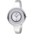 原廠公司貨 高級瑞士石英機芯 錶盤鑲有璀璨水晶 不銹鋼錶殼、錶帶 料號:5269256