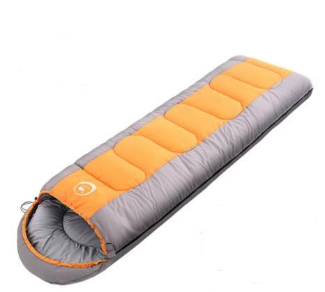 睡袋 自由之舟駱駝睡袋戶外成人四季秋冬加厚露營保暖室內旅行隔臟【雙十二快速出貨八折】