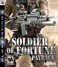 PS3 Soldier of Fortune: Payback 傭兵戰場:鐵血復仇(美版代購)