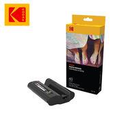【現金價】KODAK 柯達 相紙40張含墨夾 (適用:PD450W)