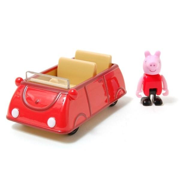 TOMICA Dream 騎乘系列 粉紅豬小妺 佩佩豬 TOYeGO 玩具e哥