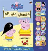 Peppa Pig:Pirate Island 佩佩豬的海盜尋寶 精裝音效故事書