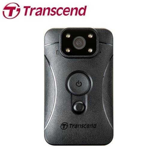Transcend創見 DrivePro Body 10 穿戴式攝影機 【含 MLC 32G 記憶卡】【送硬殼包+梅森