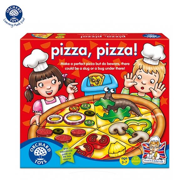 【英國Orchard Toys】桌遊-PIZZA PIZZA!
