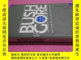 二手書博民逛書店【英文原版】Bush罕見v. Gore The Question