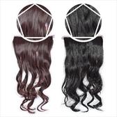 【接髮.頭髮增長】5扣8001微捲增量髮片 (兩色) [43358]