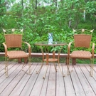 籐椅陽臺桌椅三件套電腦辦公休閒客廳戶外茶...