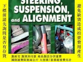 二手書博民逛書店Automotive罕見Steering, Suspension And AlignmentY255562 H