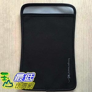 [105美國直購] Neoprene Sleeve 橡膠套 Case for the 2015 Boogie Board Jot 8.5 LCD eWriter (黑色)