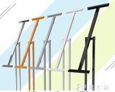 kt板展架易拉寶海報架廣告架立牌支架制作展示架架子立式展板架     伊鞋本鋪