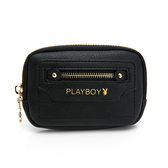 PLAYBOY- 零錢包 Original系列 -黑色