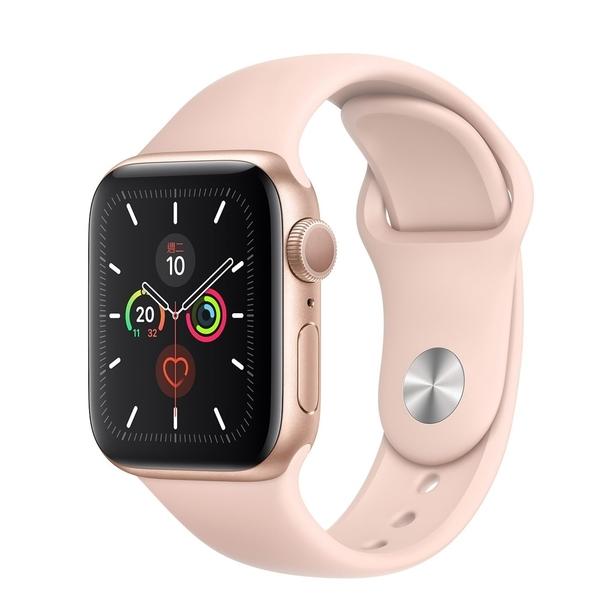 【JS數位】24期 現貨 APPLE Watch S5 GPS 40mm 粉沙色 NIKE 鋁金屬 運動型錶帶