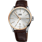 ORIS 豪利時 ARTIX DATE 日期機械錶-42mm 0173376426331-0752180FC