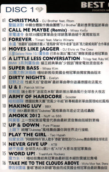 年終舞曲 鑽石精選 雙CD Best of 101   (購潮8)