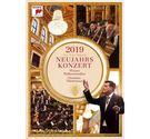 2019維也納新年音樂會 克里斯提安‧提勒曼&維也納愛樂 DVD | OS小舖