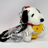 SNOOPY 史努比 wood stock 黃色小鳥 抱抱吊飾 鑰匙扣 日本限定正版商品