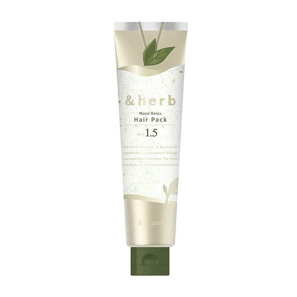 &herb植萃頭皮舒活SPA髮膜1.5 130g【康是美】
