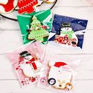 98入 多款聖誕節袋 opp袋 自黏袋 ...