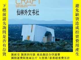二手書博民逛書店【罕見】2007年出版 Spacecraft: Fleeting Architecture And Hideout