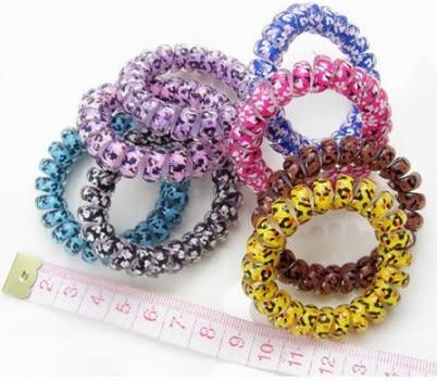 [協貿國際]  日韓創意手環髮圈創意髮箍 (30個價)