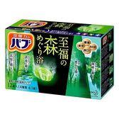 日本品牌【花王】四合一至福森林泡澡錠 12錠