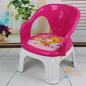 兒童叫叫椅寶寶小椅子兒童叫叫椅塑料叫叫椅子小凳子板凳會叫的卡通靠背椅WY七夕情人節