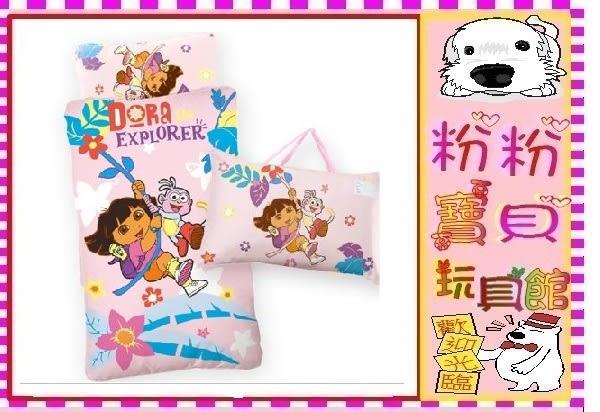 *粉粉寶貝玩具*㊣朵拉兒童兩用睡袋~森林玩伴篇~台灣製~幼教睡袋~粉紅色