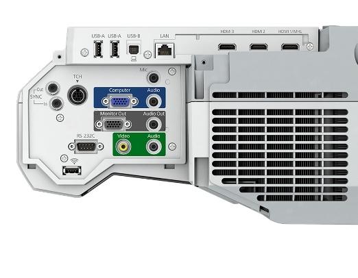 《名展影音》EPSON EB-710Ui 雷射多用途智慧超短焦互動型投影機  具手指觸控加互動筆操作