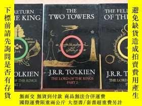 二手書博民逛書店THE罕見TWO TOWERS 1.2.3Y14530 J.R.