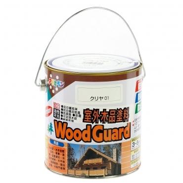 室外木品防蟲腐防霉清漆透明0.7L