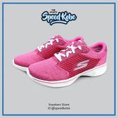 Skechers 慢跑鞋 粉紅編織 健走 運動 網布 女 14146RAS ☆SP☆